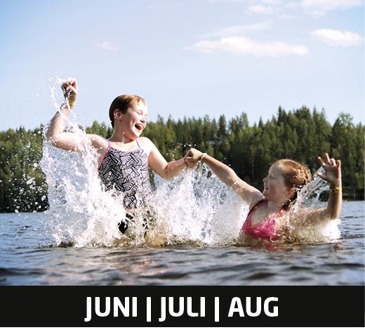 Finnland Urlaub Sommer