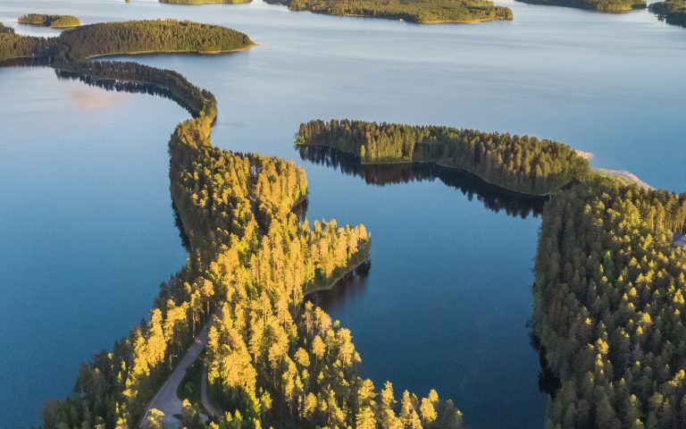 The Telegraph: Peace, solitude and sauna in the world's happiest country