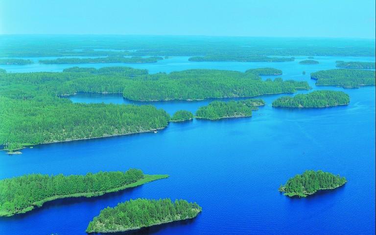 Saimaa in Ostfinnland: Der See der 14.000 Inseln