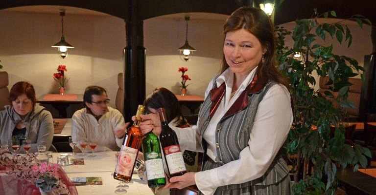 Das Weingut Ollinmäki setzt auf heimische Beeren