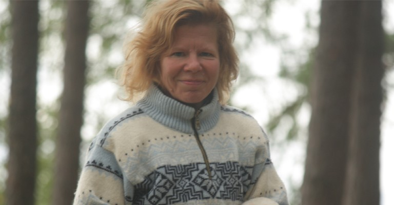 Naturführerin Tiina – ein wahres Naturkind