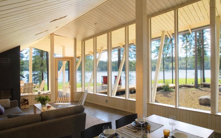 Saimaa Hotels der finnischen Seenplatte – Kunstvolle Villenarchitektur mit Geschichte
