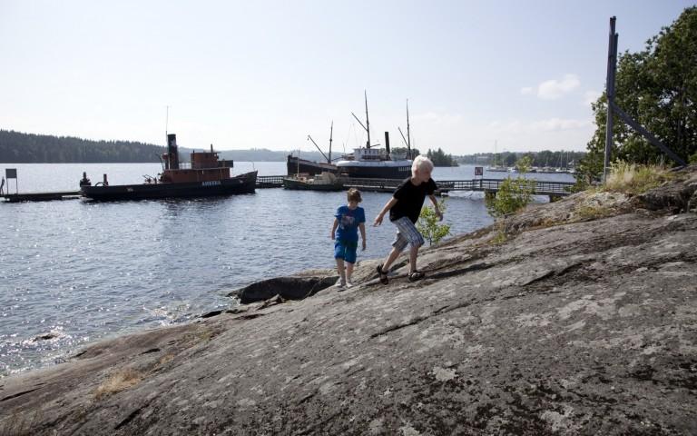 Unvergesslicher Finnland Familienurlaub in Savonlinna