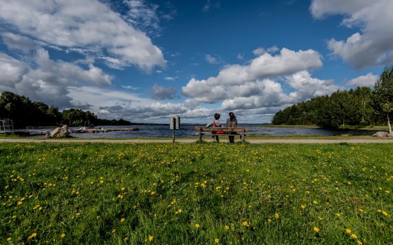 Finnland Rundfahrt: die Green Gold Culture Road in Saimaa