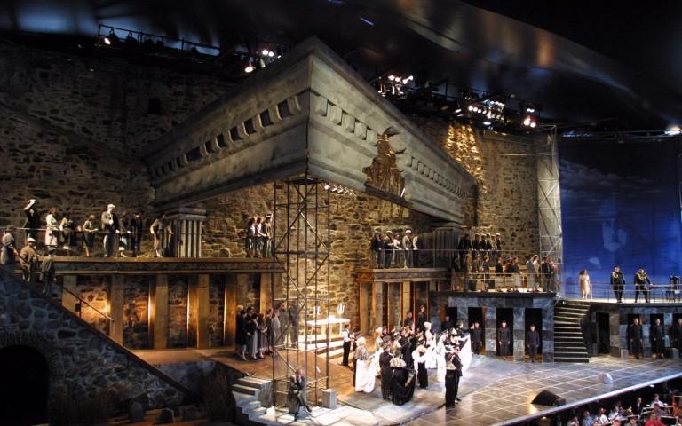 Savonlinna Opernfestspiele – hier erklingen sie am schönsten!