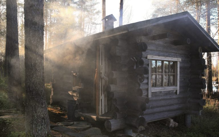 Finland Travel – Smoke sauna, the original Finnish sauna | Visit Saimaa