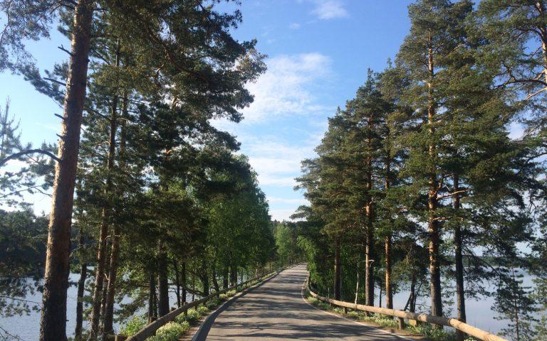Finnland Ferienstraßen