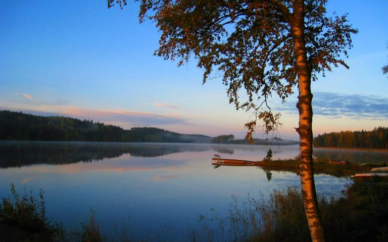 Independent UK – Channel hopping on a Finnish lake cruise