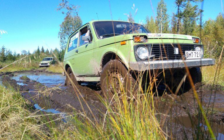 Finnland Motorsport im Seenland Saimaa