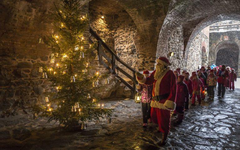 Finnland Weihnachten und Neujahr