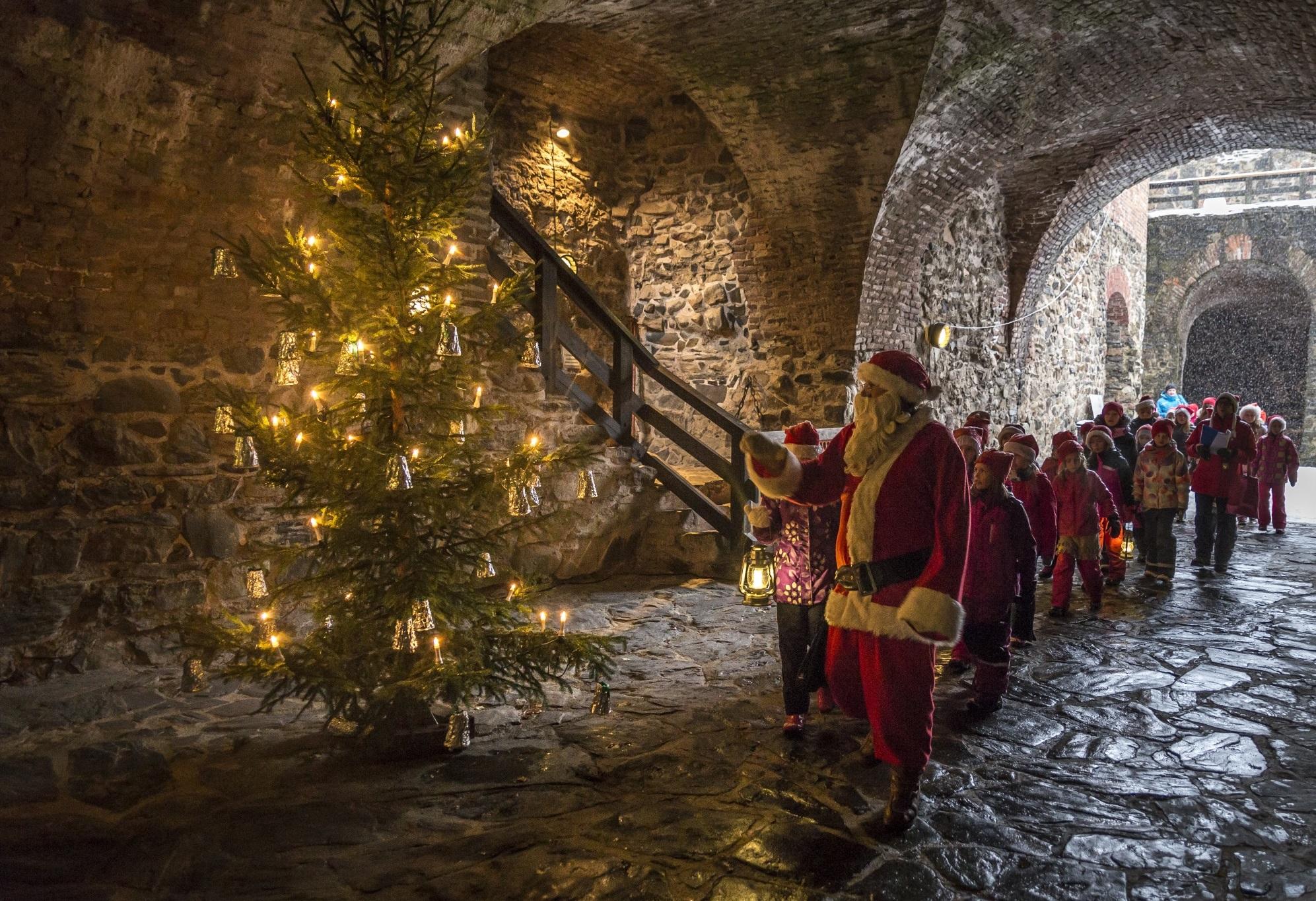 Weihnachtsessen Finnland.Finnland Weihnachten Und Neujahr Visit Saimaa