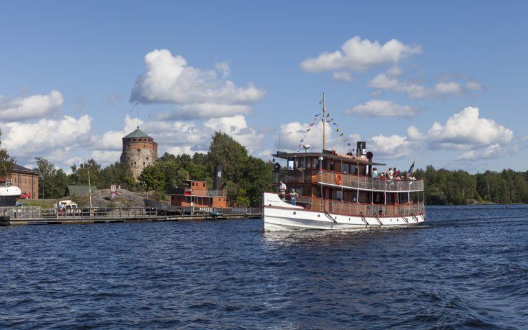 Finland Travel – Sightseeing Cruises from Savonlinna | Visit Saimaa