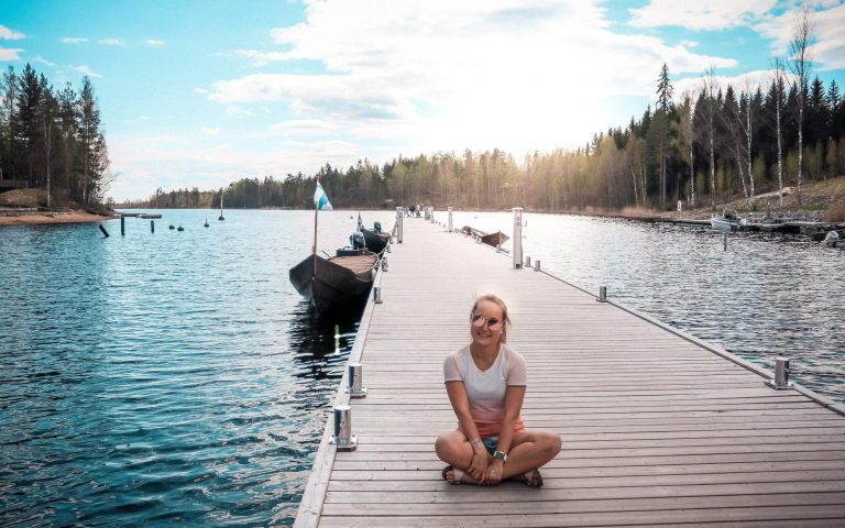 She Lives Her Dream – Taking Time Off (at Järvisydän)