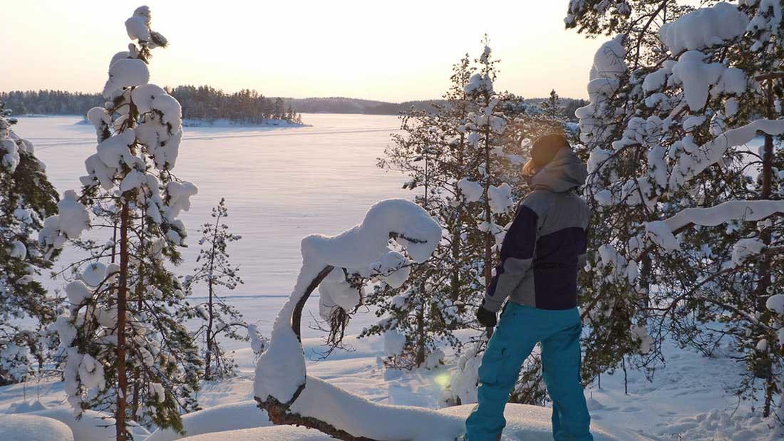 Jäätilanne Saimaa