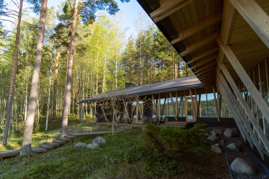 Halla Nature & Design Villa Anttolassa.