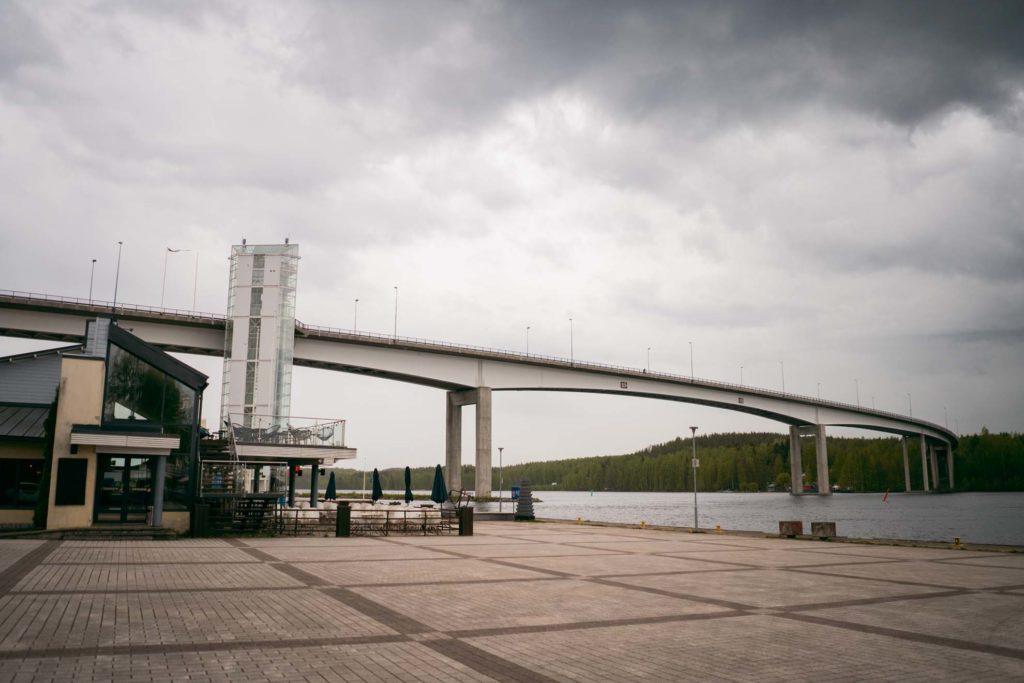 Puumalan silta.